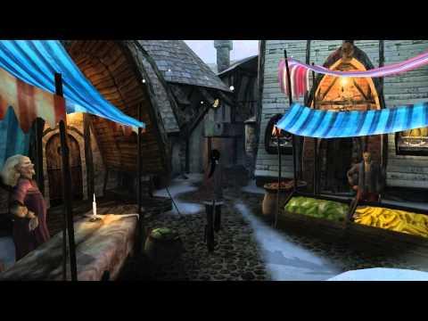 [HD] The Longest Journey: Dreamfall Silent LP 27