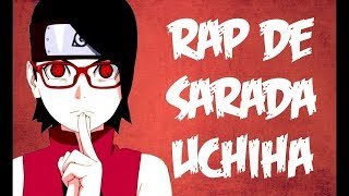 Rap de Sarada Uchiha EN ESPAÑOL (NARUTO) || Frikirap || CriCri :D