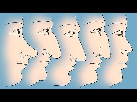 НОС может рассказать о вас ВСЕ! Форма носа и ваша личность!