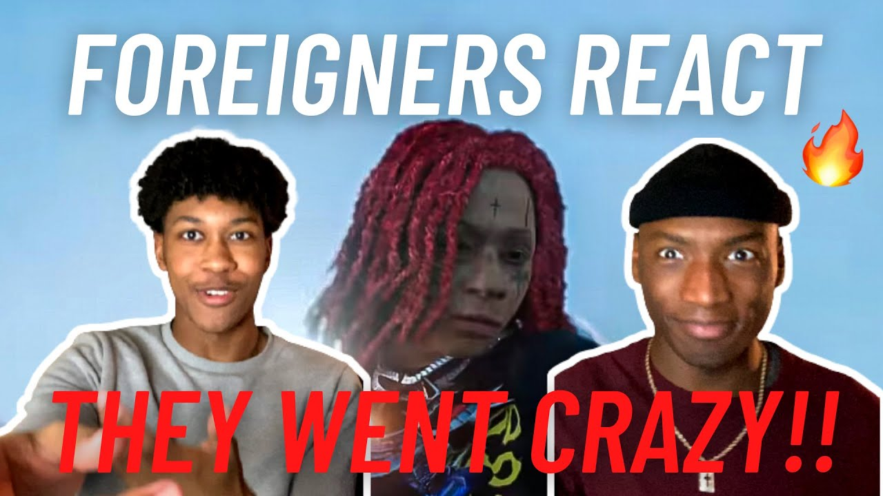 Download Foreigners React to Trippie Redd – DEAD DESERT ft. Zillakami & Scarlxrd (Official Visualizer)
