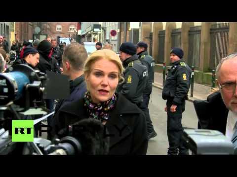 Denmark: Danish PM speaks after deadly Copenhagen shootings