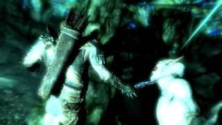 Skyrim finishing moves compilations