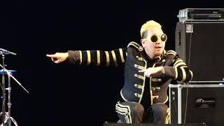 Смотреть видео Современный  корейский театр  Samstick. Гала Концерт в театре Мьюзик-Холл 29.07.18 онлайн