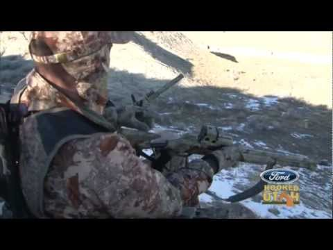 Hooked On Utah, Predator Strike Force Coyote Hunt