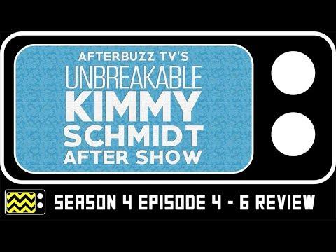 Download Unbreakable Kimmy Schmidt Season 4 Episodes 4 - 6 Review & Reaction | AfterBuzz TV