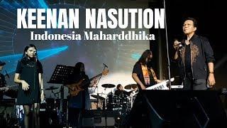 KEENAN NASUTION - Indonesia Maharddhika (Guruh Gipsy)