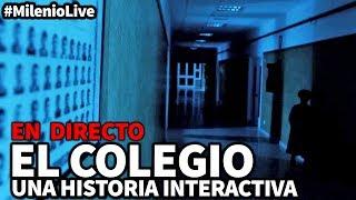 El colegio: una historia interactiva | #MilenioLive | Programa nº 21 (23/02/2019)