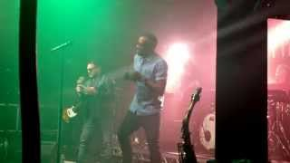 Black Grape @ Old Granada Studios, Manchester 11th April 2015