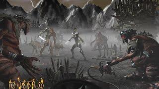 Diablo 2 / Хардкорное прохождение / Кристалический проход 20ч