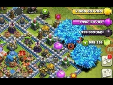 How To Download Clash Of Clans Hack Version....... 1000% Working