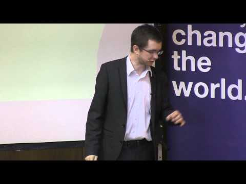 How to Fix Banking - Ben Dyson at  Positive Money Conference