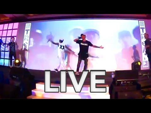 Live Cover Dance Young Lex Ganteng Ganteng Swag (GGS) (Explicit Karena Fak Tidak Disensor)