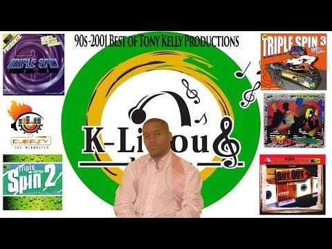 "90s - 2001 Dancehall Best of (Tony ""CD"" Kelly Production) Mix by djeasy"