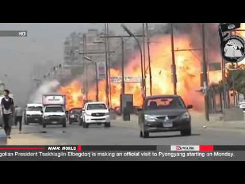Video of Cairo assassination try posted online