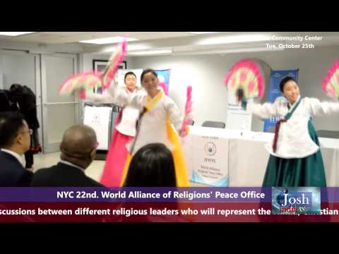 World Alliance of Religion Event II - JOSH INDIA TV - News and Current Events (Must Watch)