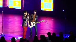 Jonas Brothers - First Time - 10/11/12