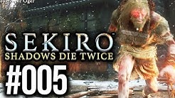SEKIRO #005 ❤️️ Angeketteter Oger - Let's Play | Deutsch | Gameplay