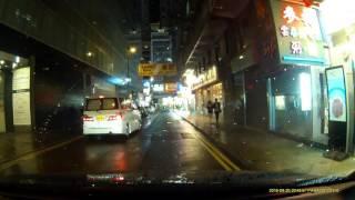 尖沙咀國際廣場停車場 (入) iSQUARE Carpark in Tsim Sha Tsui (In)