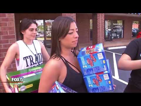 Atlanta area businesses collect items for Puerto Rico