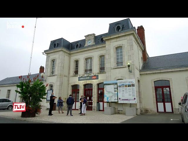 Luçon : inauguration citoyenne de la gare le 18 septembre