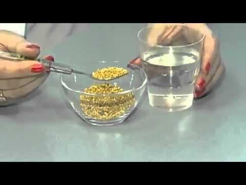 Цветочная пыльца: применение, отзывы. Полезные свойства