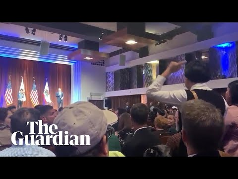 Queer activists escorted out of Pete Buttigieg event in San Francisco
