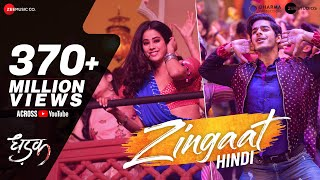 Download Video Zingaat Hindi | Dhadak | Ishaan & Janhvi | Ajay-Atul | Amitabh Bhattacharya MP3 3GP MP4