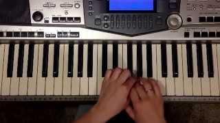 Урок 1 Игра на пианино Техника игры на фортепиано Постановка руки Пальцы Ноты Как играть на пианино