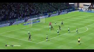FIFA 19 Lingard Turn Volley