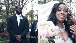 Tevin & Sophia Barber - Wedding Promo