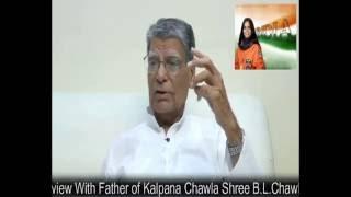 Kalpana Chawla Father