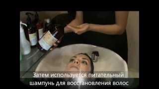 Глубокое очищение и восстановление волос от Davines