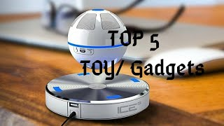 TOP 5 science toys/gadgets for kids part-1