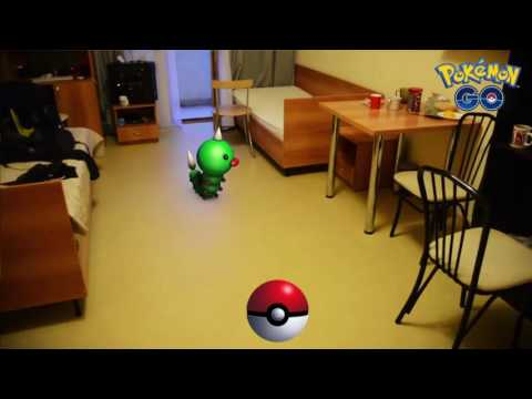 Pokemon Life (Cinema 4D, Adobe After Effects)