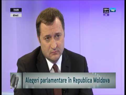 Vlad Filat, fost premier Republica Moldova - 25 noiembrie 2014