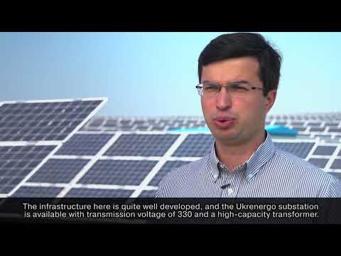 Renewable energy investments in Ukraine