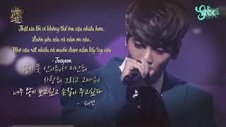 Vietsub  180111 Goodbye Jonghyun @ Golden Disk Awards