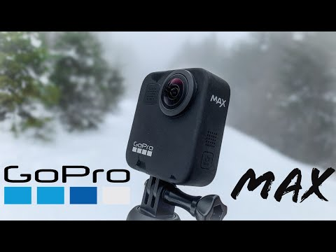 GoPro Max Snow Review //  *Real World* Comparison 360 And Hero Mode!