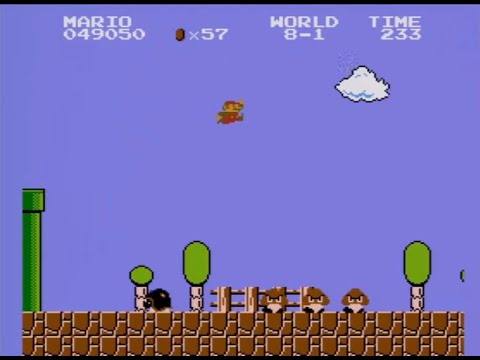 World Record Progression: Super Mario Bros