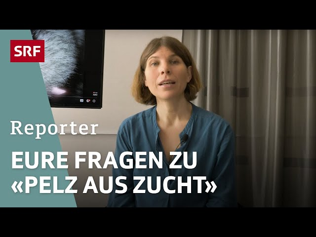 Q&A zur Reportage «Pelz an Winterjacken» | SRF DOK