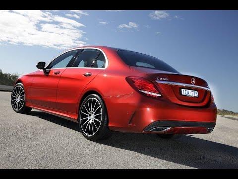 2016 Mercedes Benz C250 Review Luxury Sedan