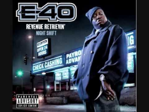E40 He's A Gangsta