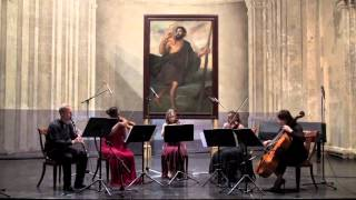 Mozart Clarinet Quintet K. 581 - 4th Movement: Allegretto con Variazioni