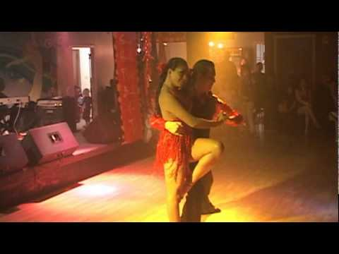 Thùy Vân - Tuấn Hùng - nhảy Tango