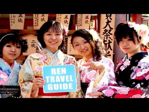 Japan - Ren Travel Guide Travel Video