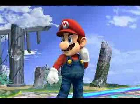 Super Smash Bros Brawl - Final Destination(Music Video)