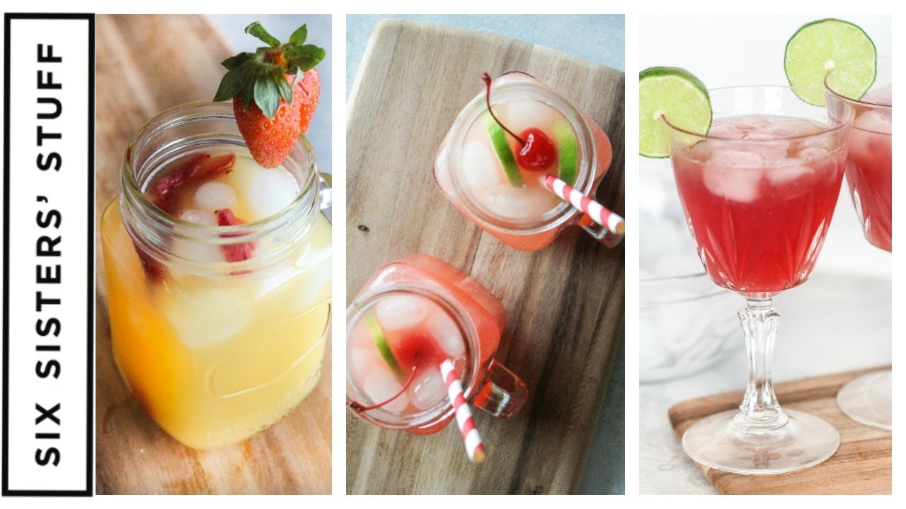 Yummy alcoholic drinks easy to make