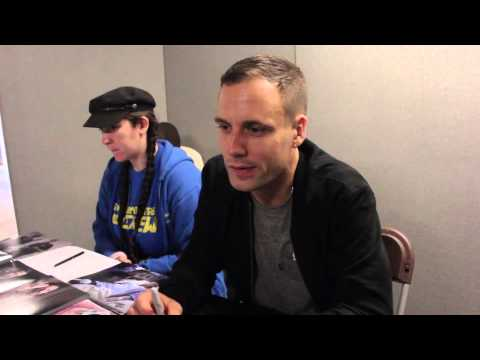 A Chat with Nick Blood Hunter  Agents Of S.H.I.E.L.D.