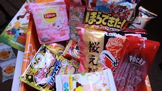 ASMR UNBOXING - TOKYO TREAT ( MIX DE ARREPIOS)
