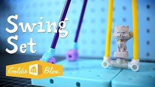 Bloxshop: Swing Set